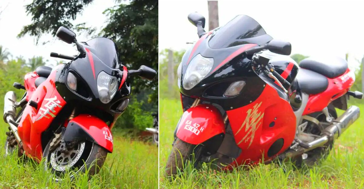 3 used Suzuki Hayabusa Superbikes for sale with prices starting from just 4 lakh
