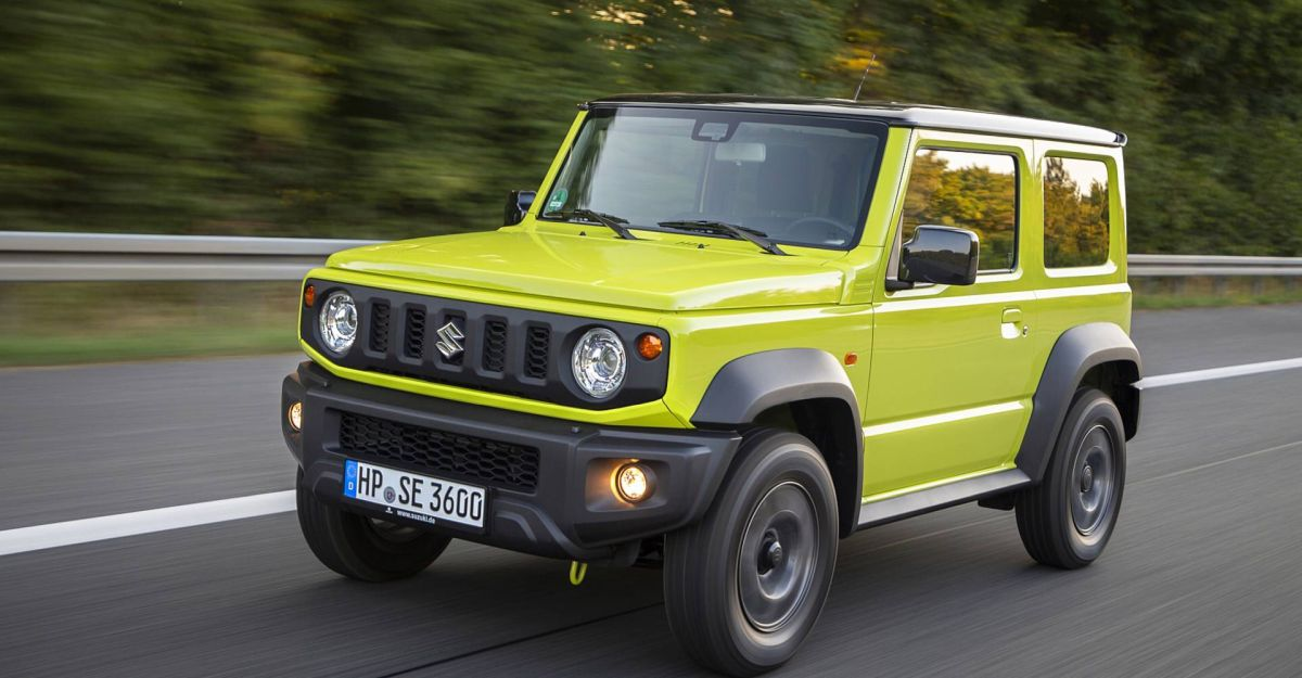 Maruti Suzuki prepares for the launch of  the Jimny in India: Marketing plans on