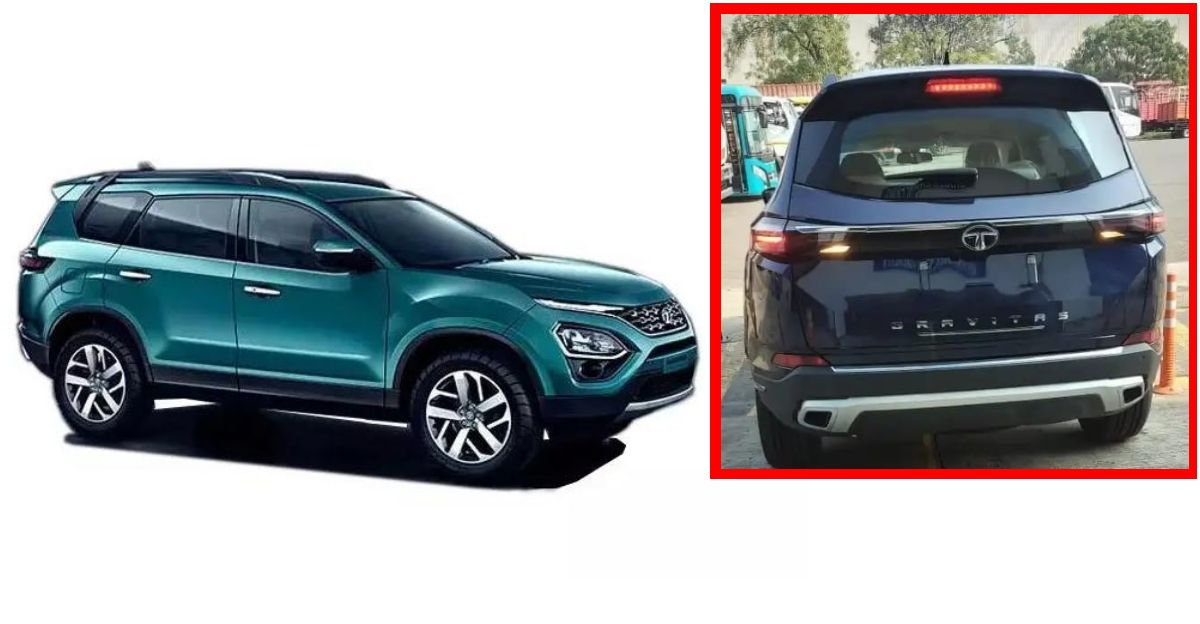 Tata Gravitas SUV to be unveiled on the 26th of January 2021