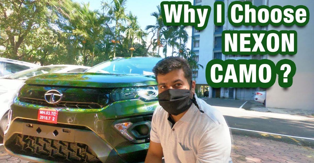 Tata Nexon owner explains why he bought it over Kia Sonet, Mahindra XUV300 & Ford EcoSport