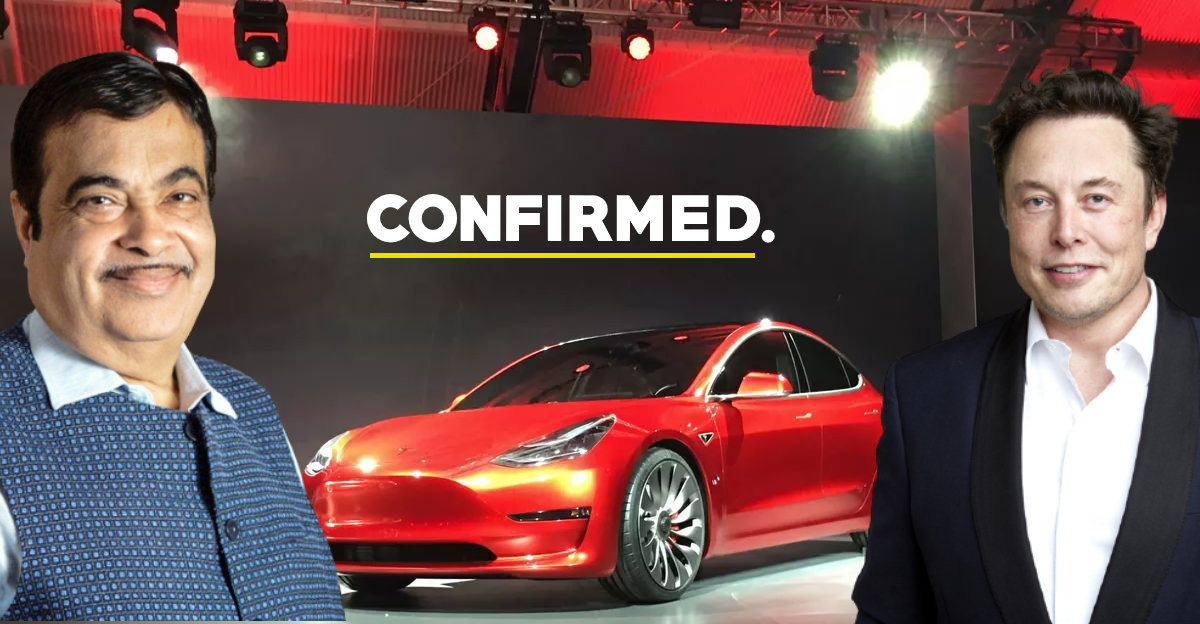 Highway Minister Nitin Gadkari CONFIRMS Tesla's India-entry in 2021, reveals new details