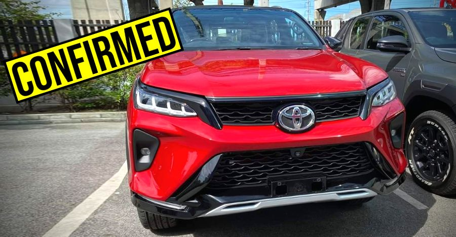 Toyota Fortuner Legender luxury SUV to be launched in India during mid 2021