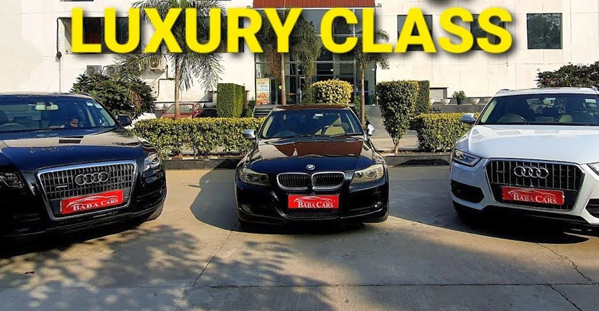 Pre Owned Audi Bmw Luxury Cars Starting From Rs 8 95 Lakh