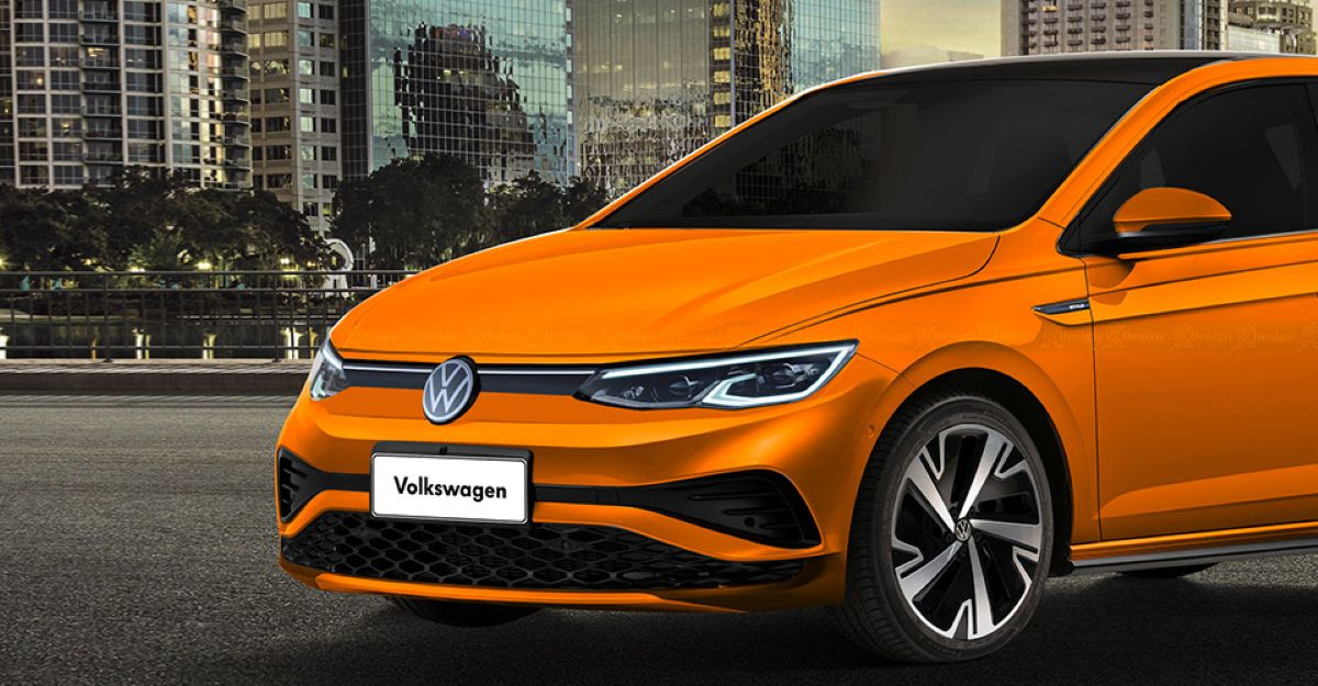 Next-generation Volkswagen Polo: Render shows what it could look like