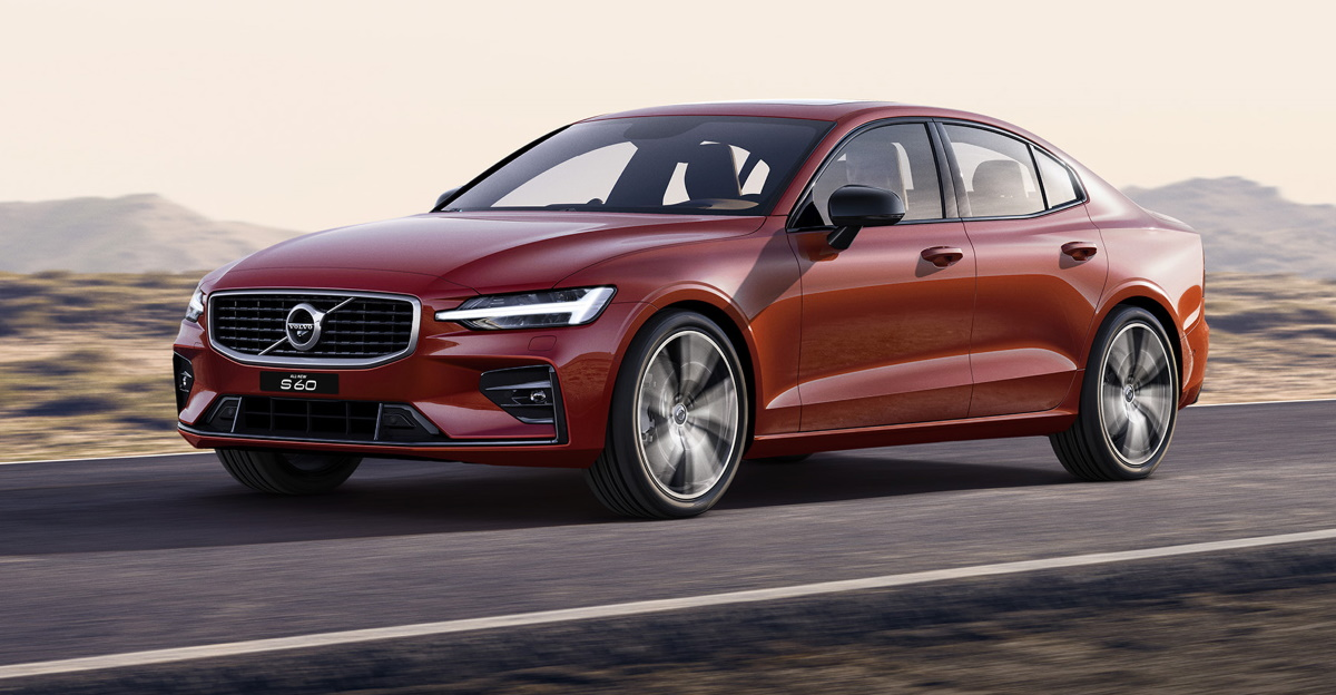 Volvo launches all-new S60 in India, online bookings open