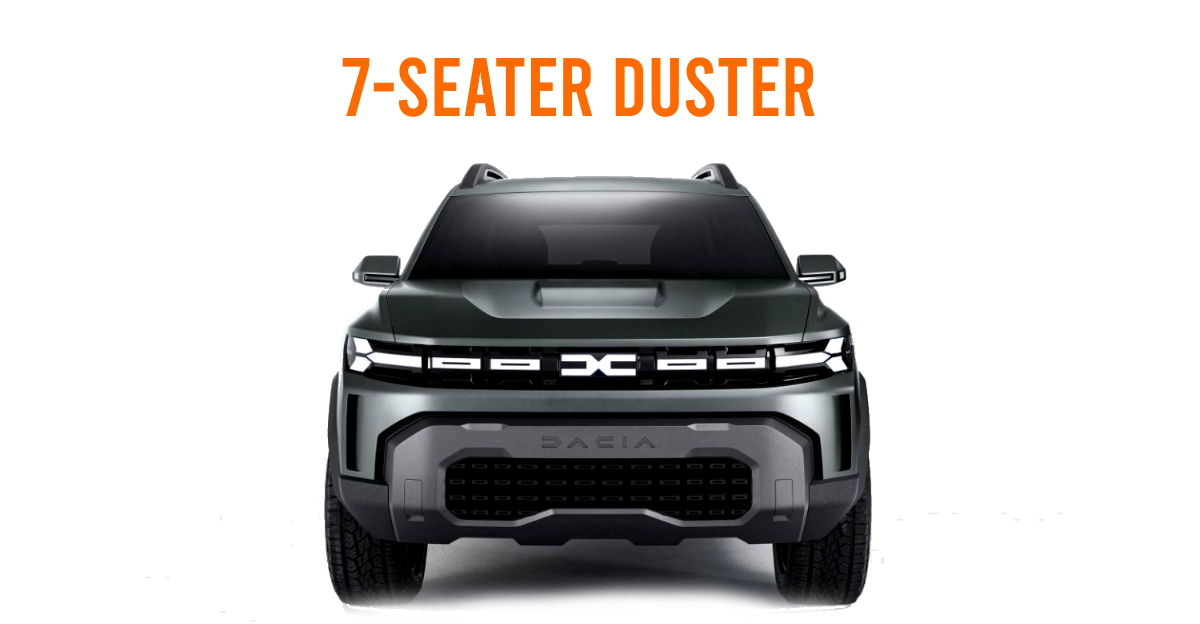Dacia Bigster revealed: Is this the next-gen Renault Duster for India?