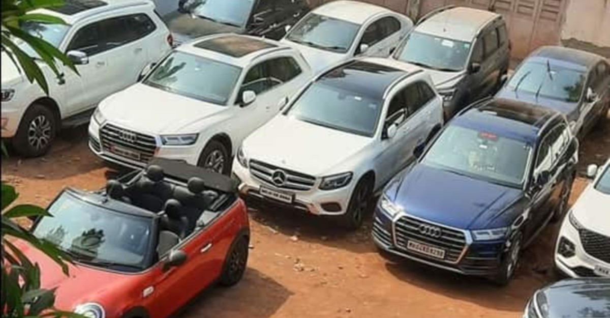19 cars including Mercedes-Benz, MINI, Audi SEIZED by Mumbai Police in loan scam