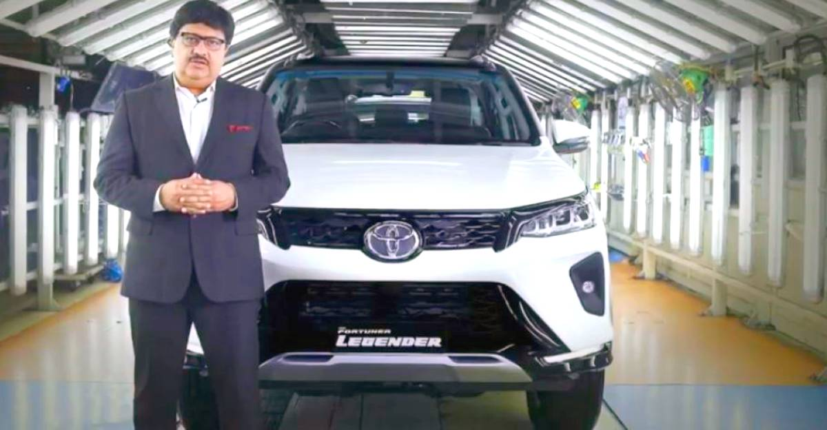 Toyota launches 2021 Fortuner in India; More expensive