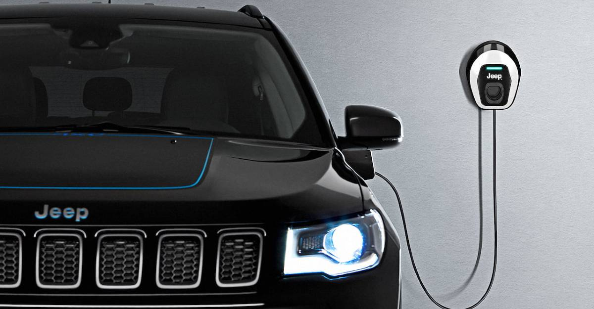 Jeep Compass Hybrid lined up for India-launch