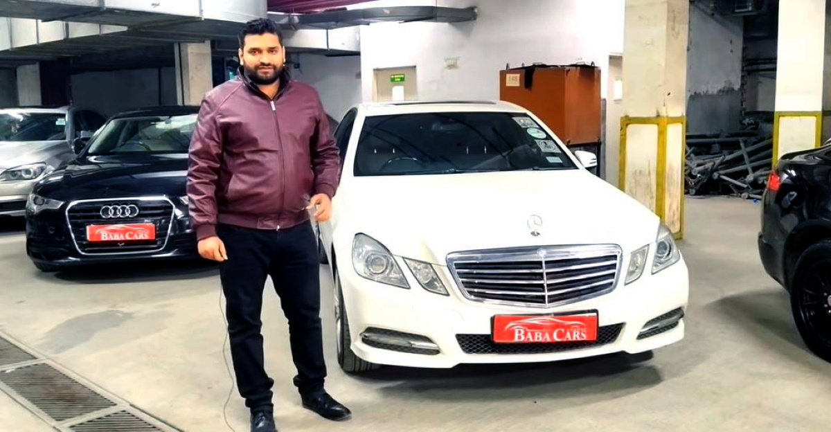 Well Maintained Pre Owned Audi Bmw Jaguar Mercedes Benz Luxury Cars Starting At Rs 7 25 Lakh