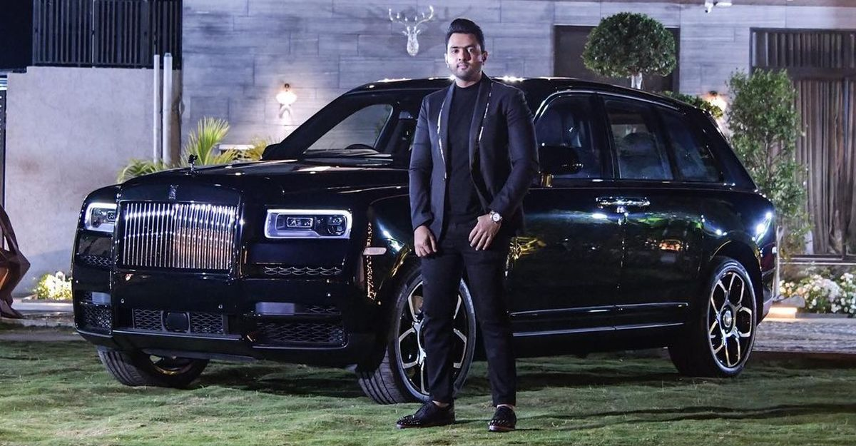 Hyderabad man buys India's most expensive SUV, the Rolls Royce Cullinan Black Badge