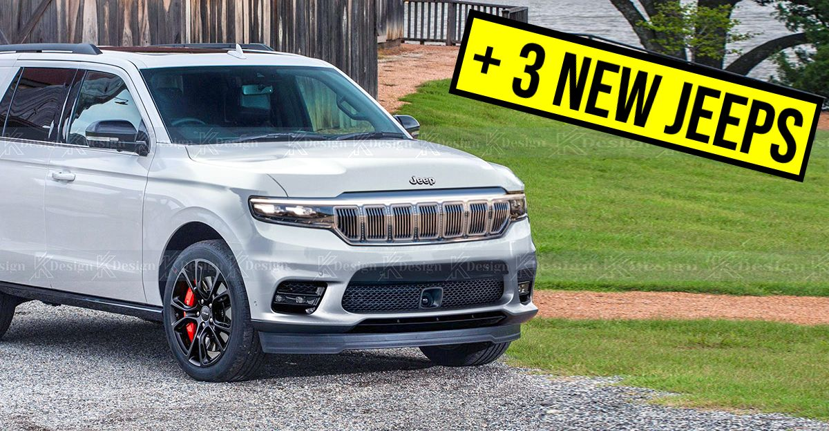 Jeep to invest over 1,800 crores to launch 4 new SUVs in India