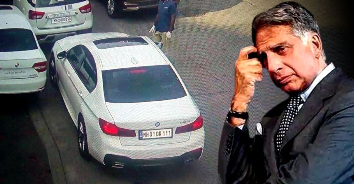 Woman BMW owner forges Ratan Tata's car number, luxury car seized
