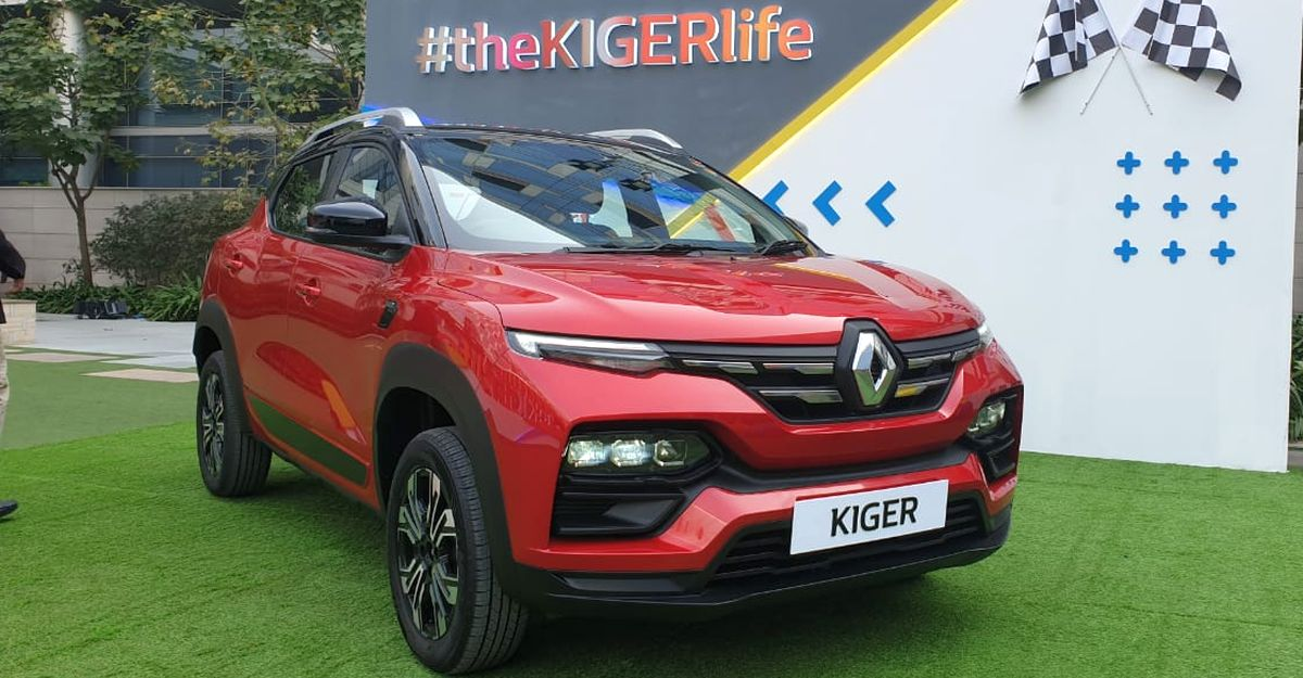 Renault Kiger Compact SUV: New TVC released