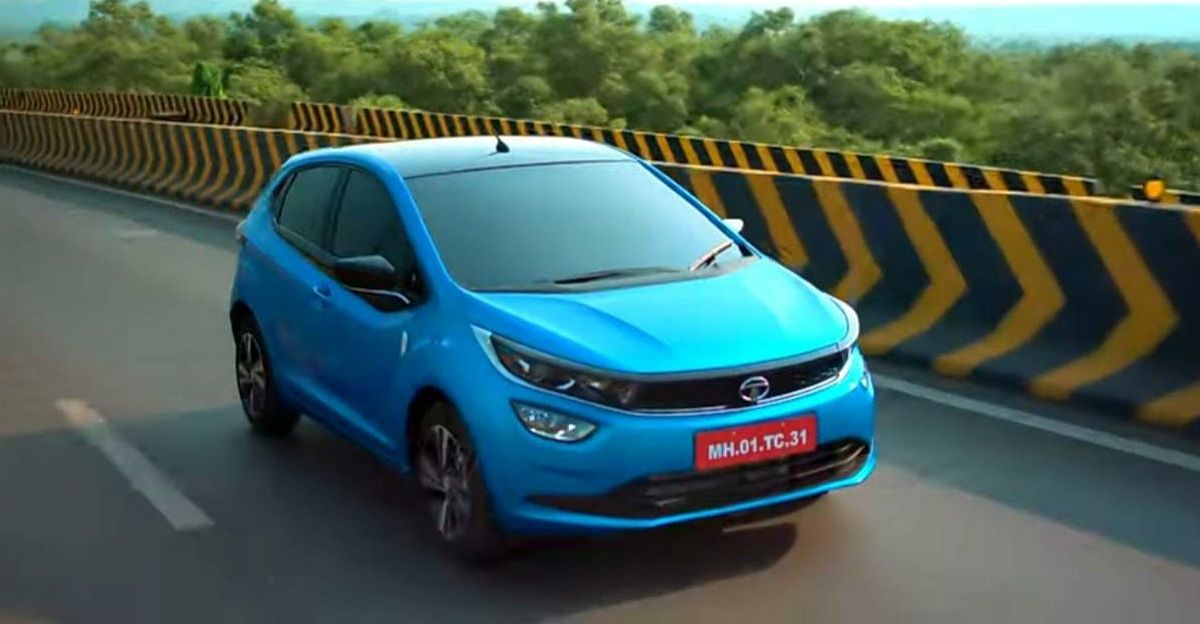 Tata Altroz iTurbo official video shows the new car & its features inside out