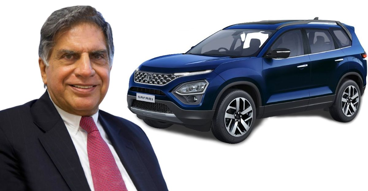 More details emerge about the Tata Safari before launch