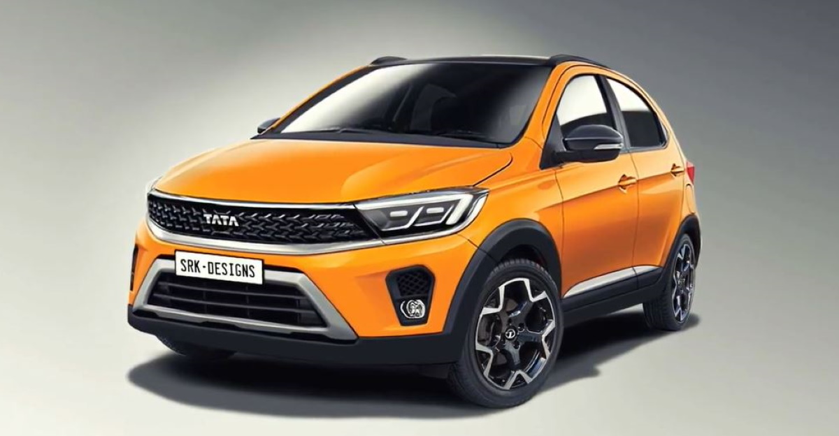 Tata Tiago Cross: What it could look like