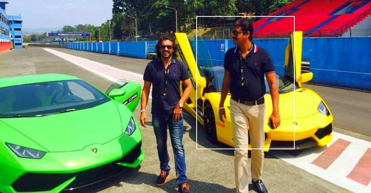 Meet the Lamborghini dealer who started out as a tea-boy in Bangalore