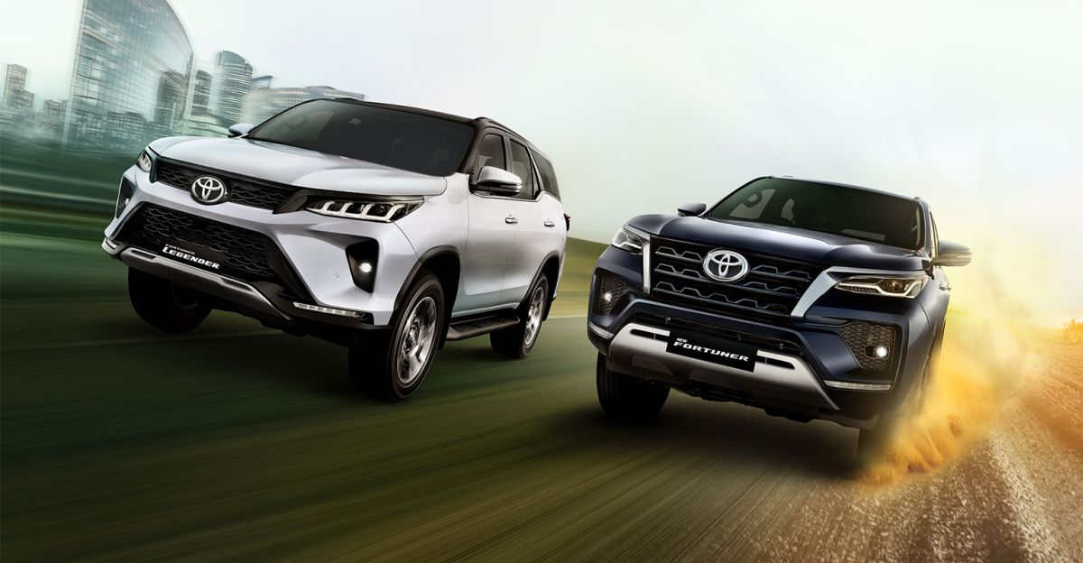 All-new Toyota Fortuner luxury SUV to launch in 2022