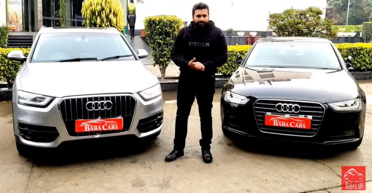 Pre Owned Mercedes Audi Luxury Cars Starting At Just Rs 7 25 Lakh