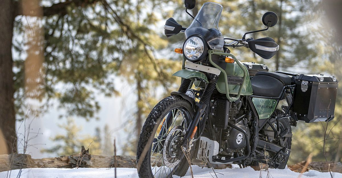 Royal Enfield launches 2021 Himalayan priced from Rs. 2.01 lakhs