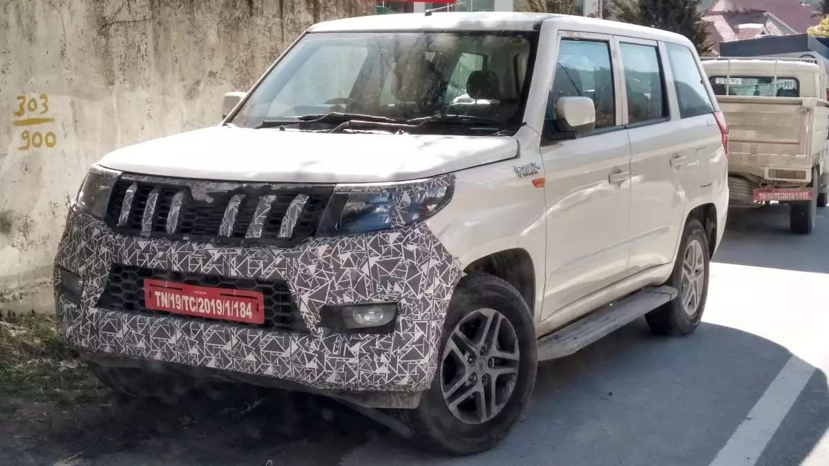 2021 Mahindra Bolero Neo to launch in coming weeks
