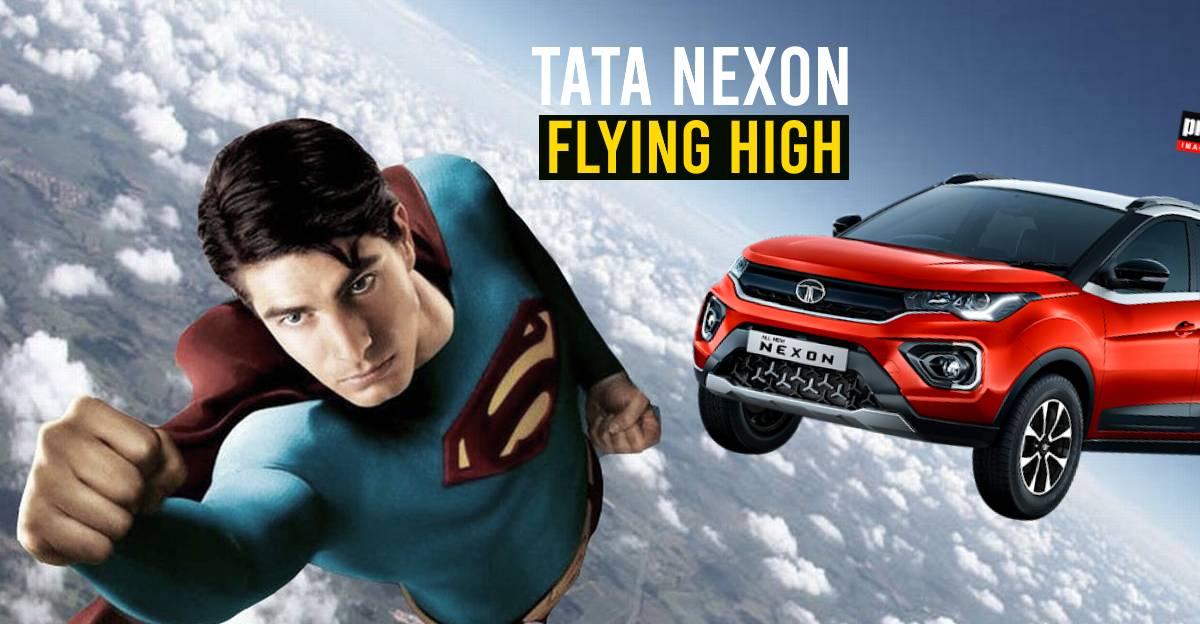 Tata Nexon's popularity still rising, 2 years after launch