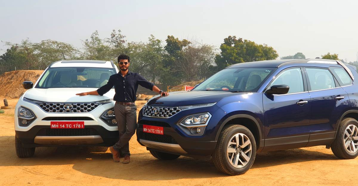All-new 2021 Tata Safari first drive review on video