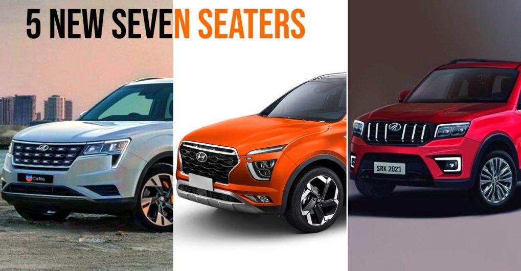 5 new 7-seat SUVs launching this year - CarToq.com