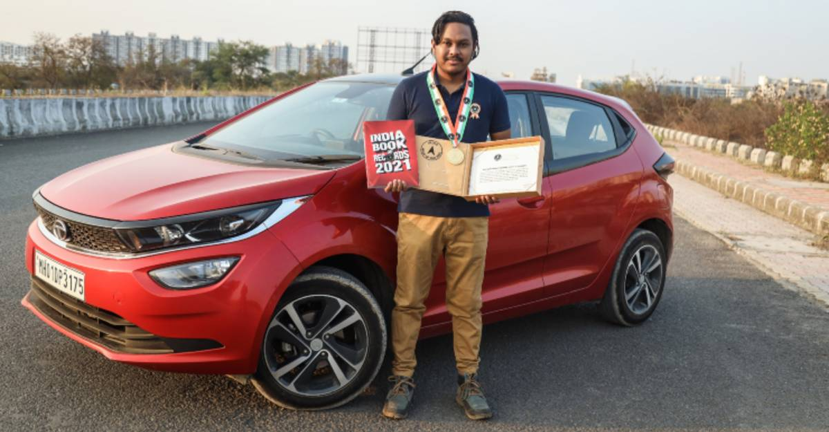 Tata Altroz enters India Book of Records: Here's why