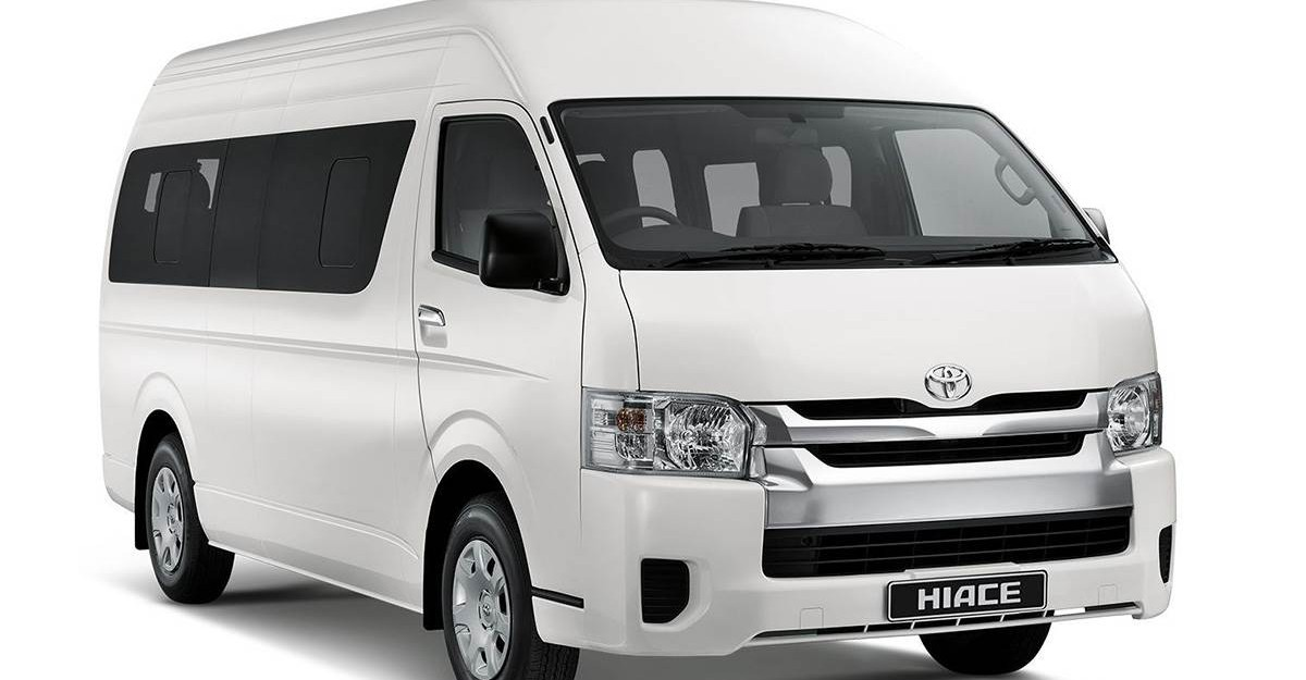 Toyota Hiace luxury van launched in India