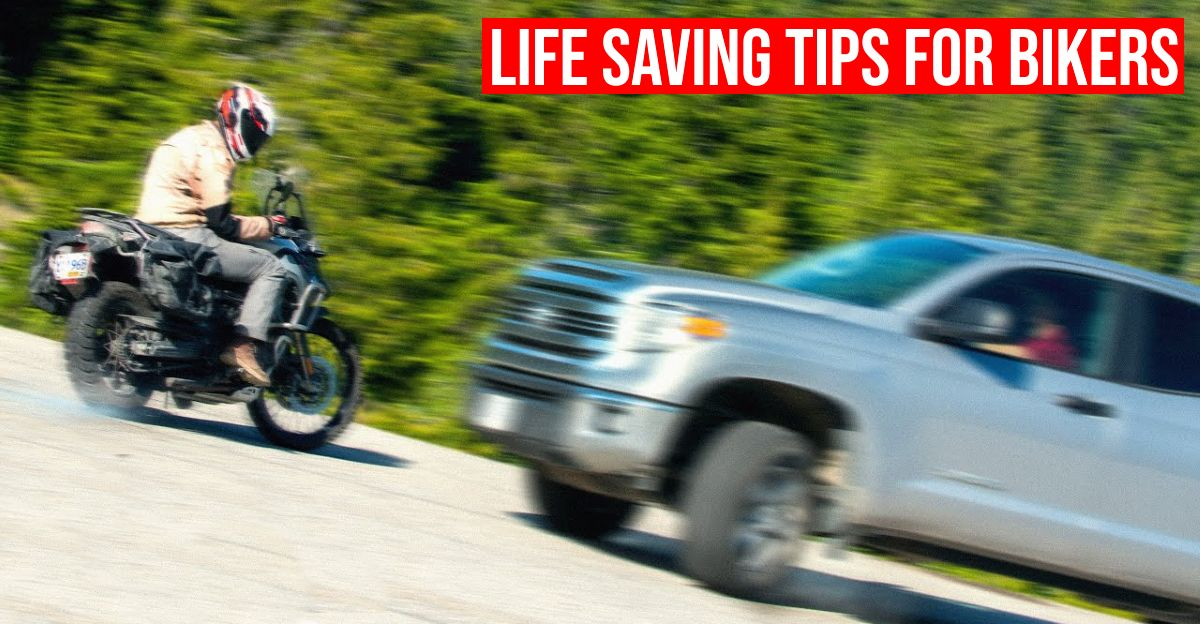 5 Life-Saving Habits that every motorcycle rider should know