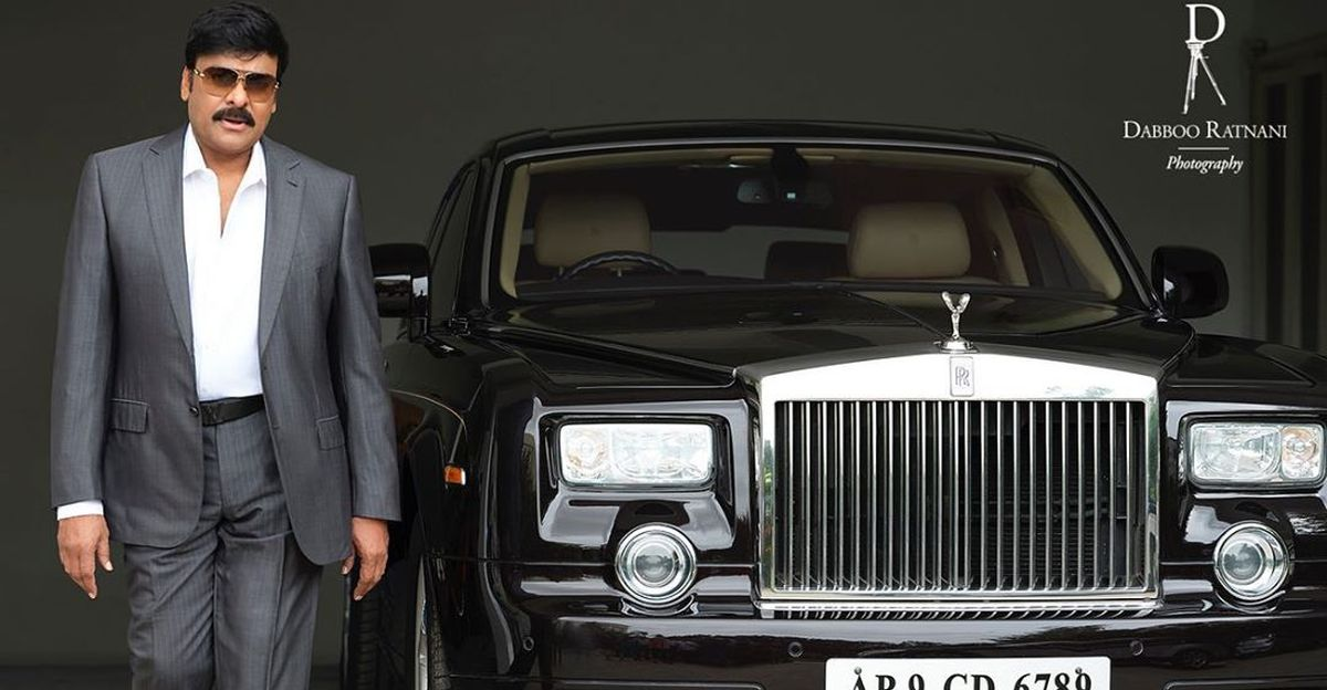 Politicians & their exotic cars: Chiranjeevi to Jagan Mohan Reddy