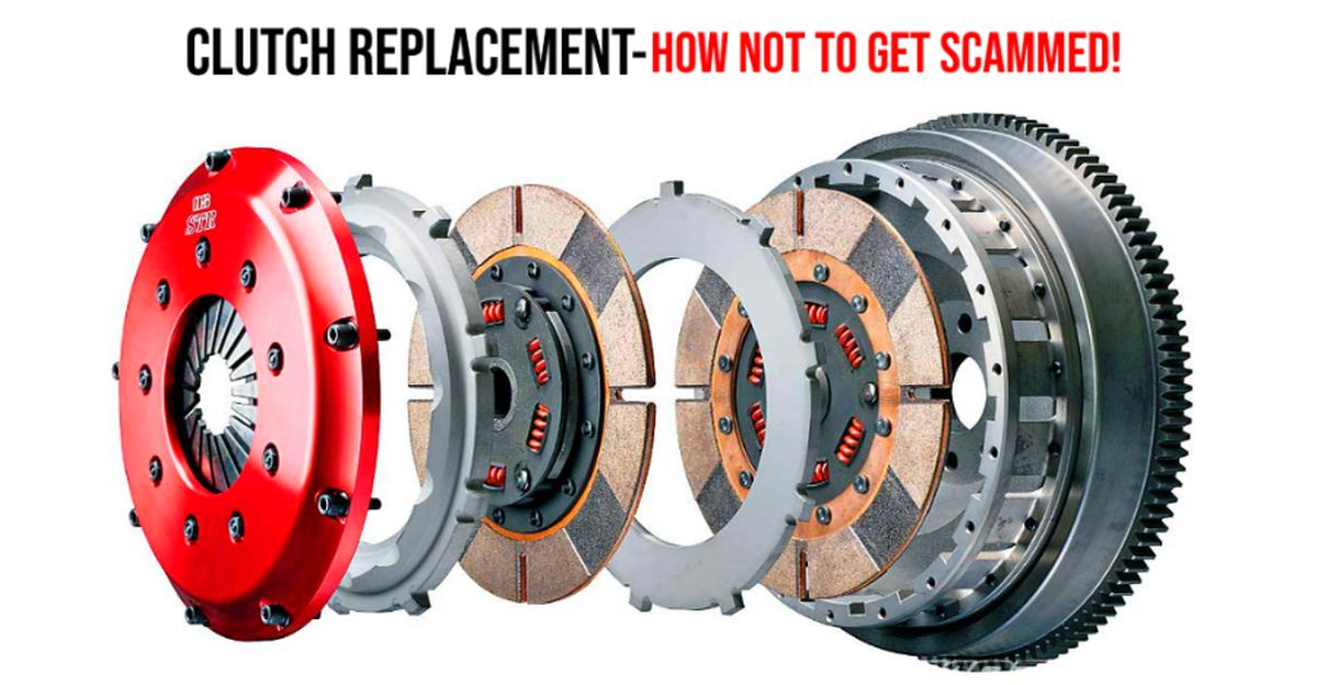 When is the right time to replace your car's clutch plates: Explained