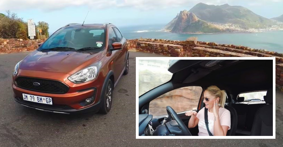 Ford Freestyle: Here's what a leading international lady journalist thinks about the crossover