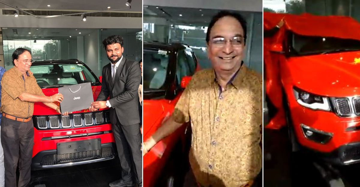 Hardik Pandya shares emotional Jeep Compass video in memory of his father
