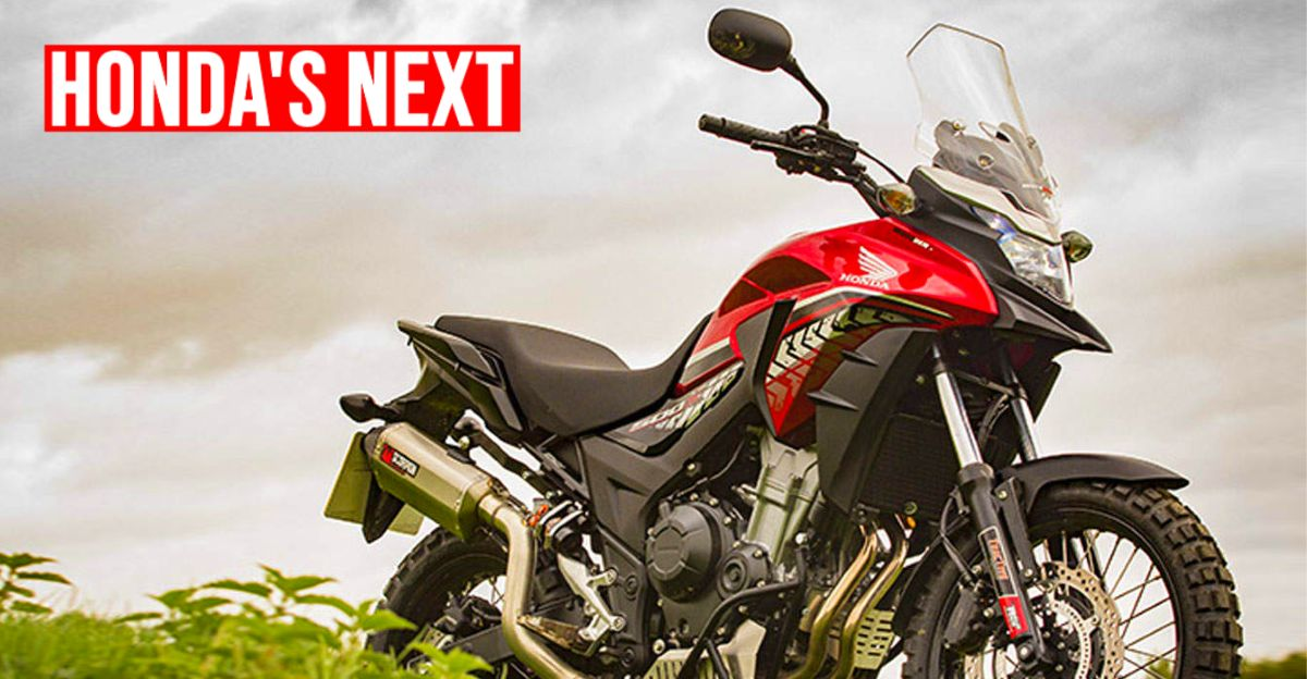 Honda CB500X Adventure tourer to be launched in India at about Rs. 5.5 lakhs