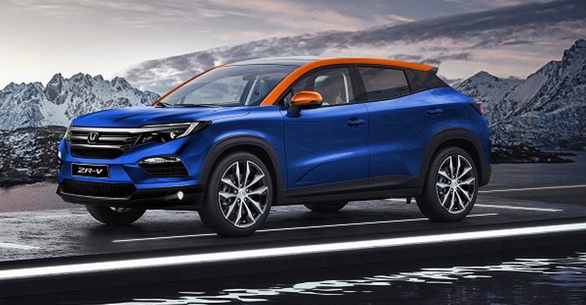 Honda's upcoming compact SUV ZR-V: Launch timeline revealed