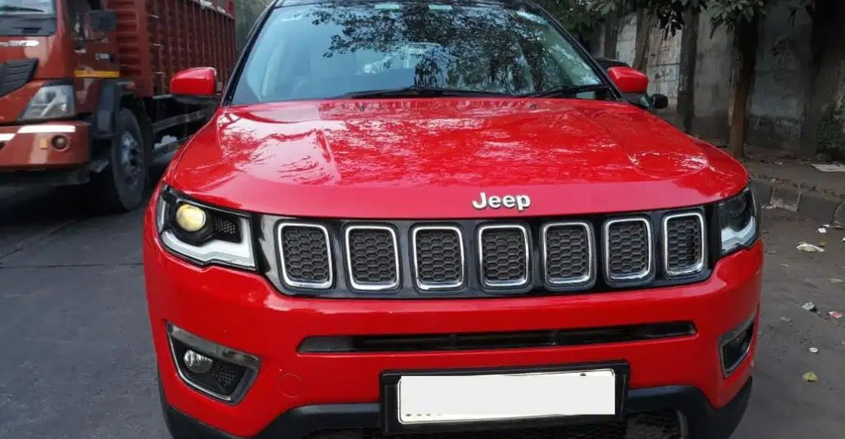 3 most affordable Jeep Compass SUVs from the used car market