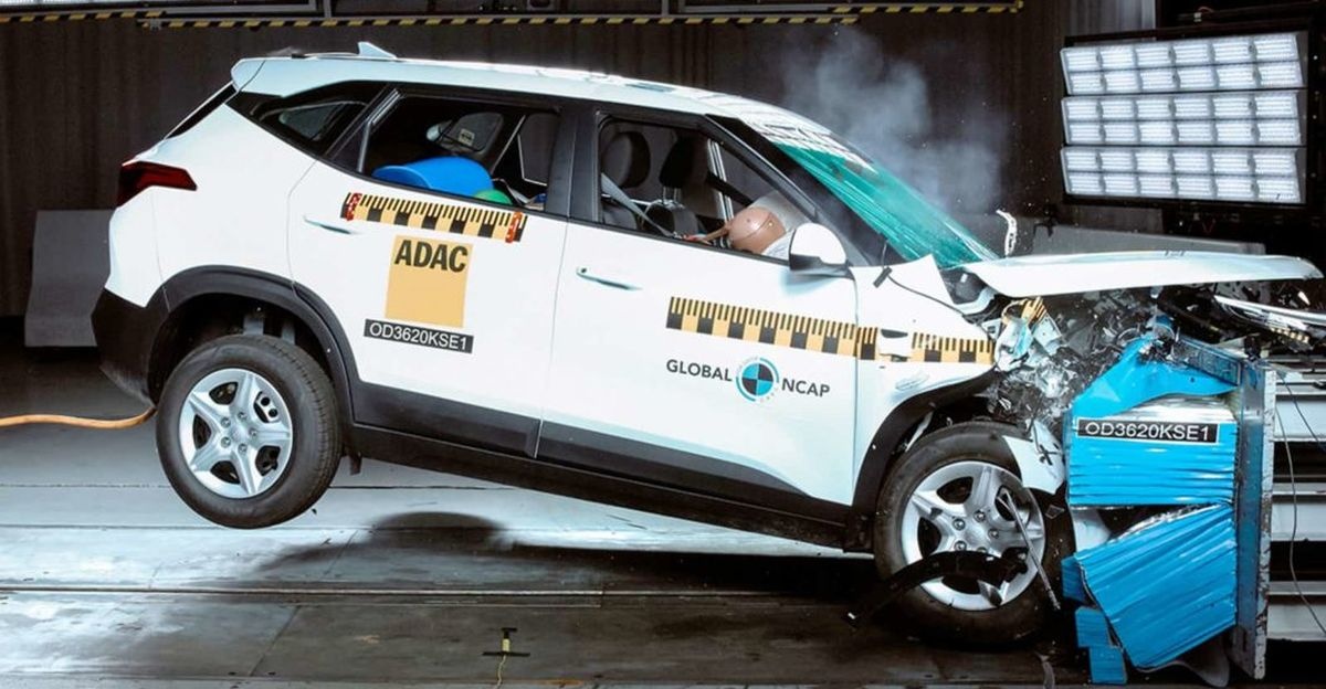 Stop selling vehicles with downgraded safety: Government to car makers