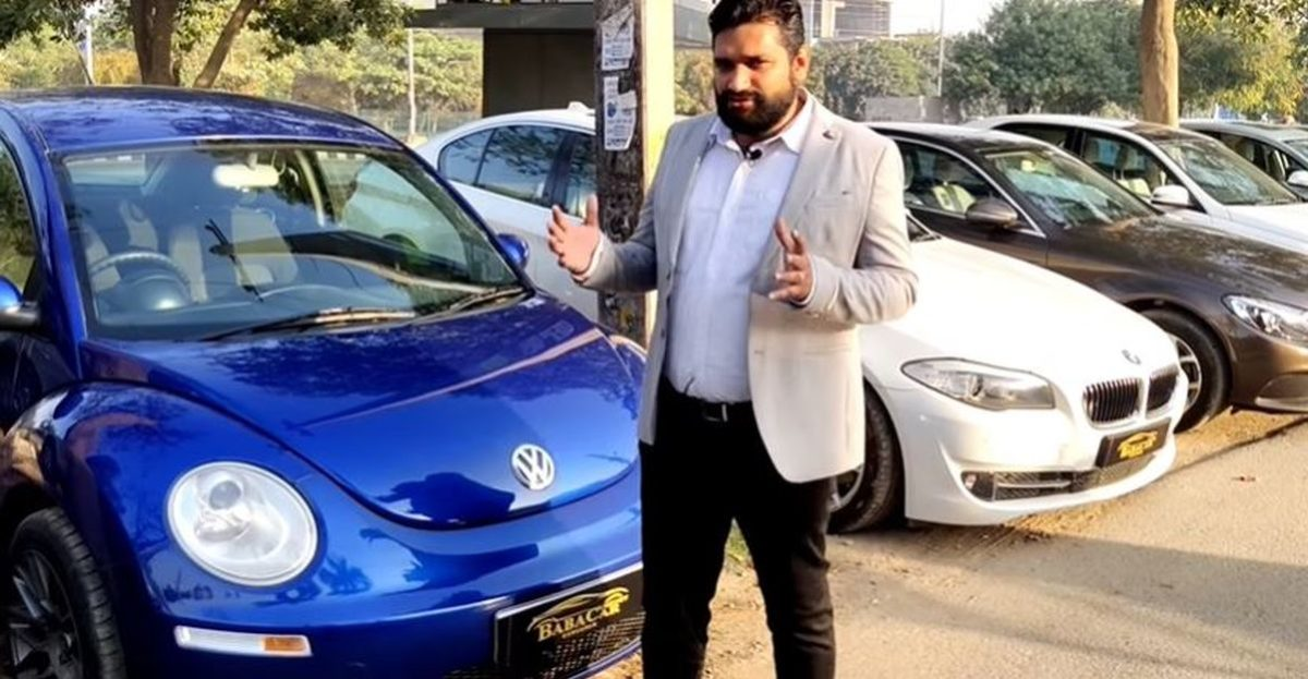 Pre-owned, well maintained luxury cars for sale: Volkswagen Beetle to BMWs & Audis