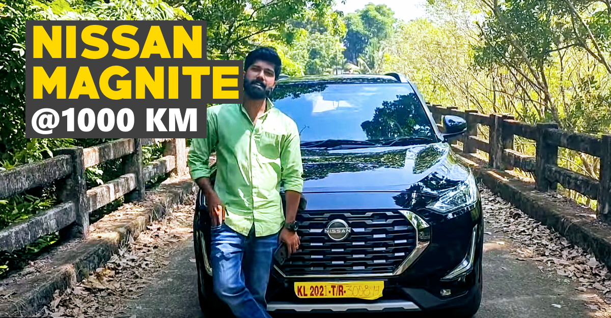 Nissan Magnite: Owner reviews it after completing around 1,000 kms