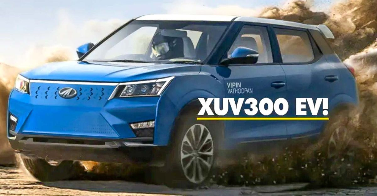 Next-gen XUV500, Scorpio & all other Mahindra SUVs to go electric