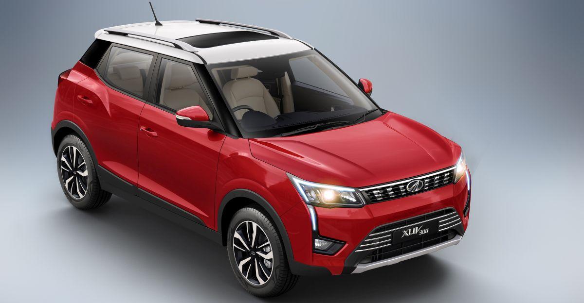 Mahindra XUV300 Petrol Automatic (AMT) launched