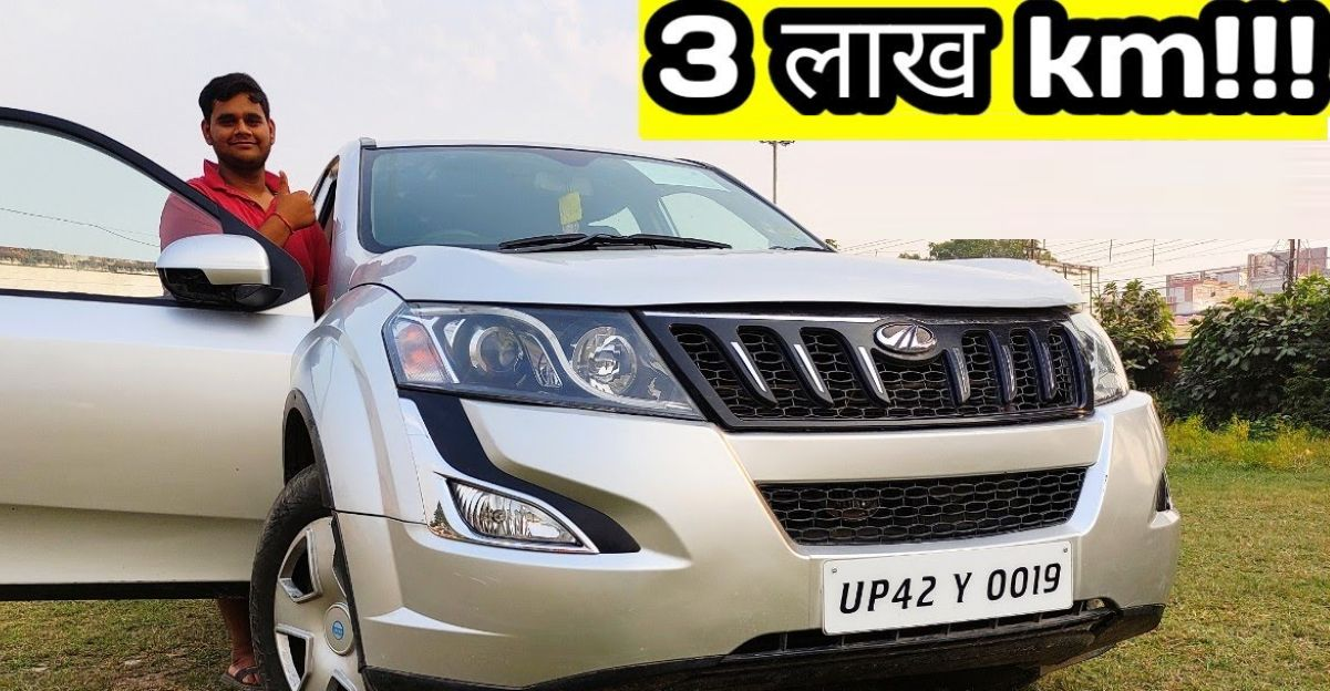 What a Mahindra XUV500 rides like after 3 lakh kms