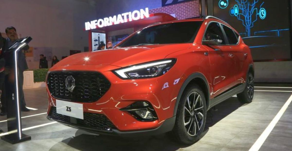MG Astor: ZS Petrol compact SUV gets a new name for India