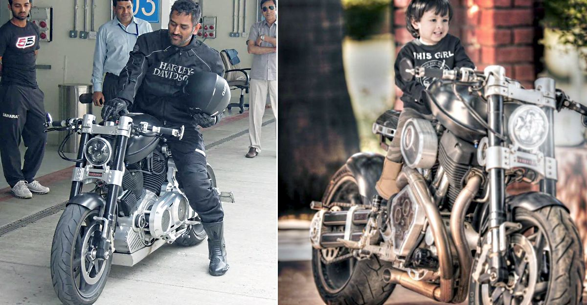 """India's rich & famous and their """"extreme"""" vehicles: MS Dhoni to Adar Poonawalla"""