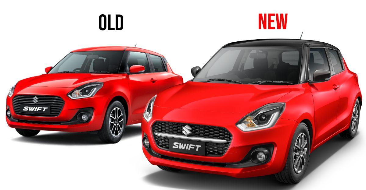 2021 Maruti Suzuki Swift Facelift: How is it different