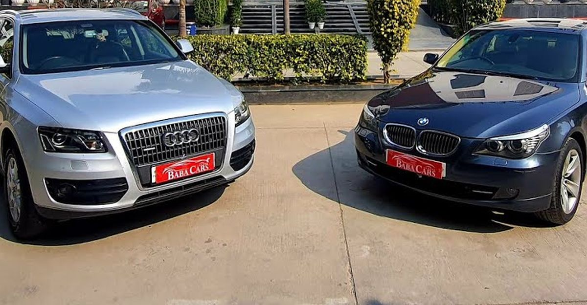 Pre-owned Audi Q5 & BMW 5-series luxury cars selling for less than Rs 10 lakh