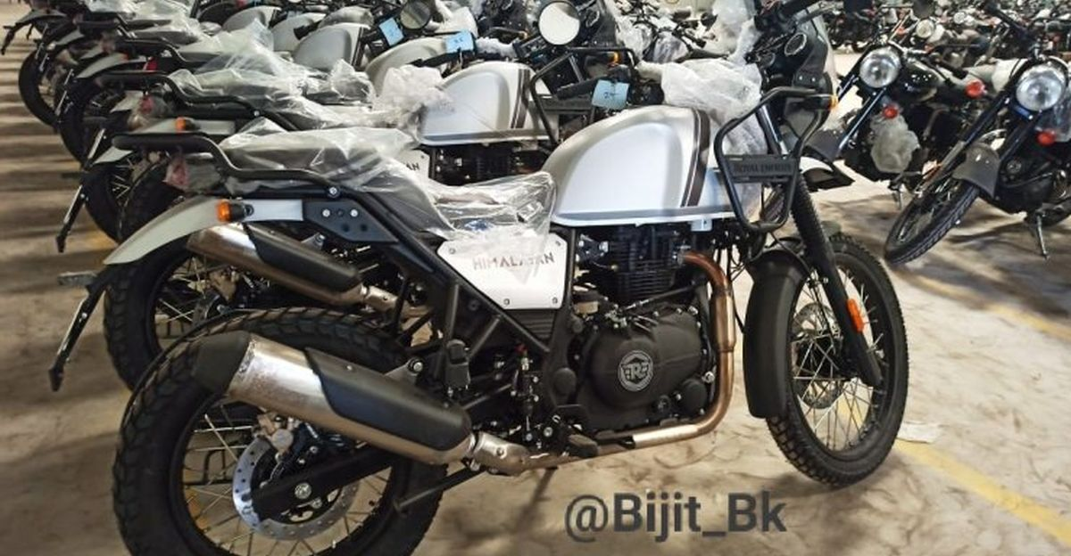 Royal Enfield 2021 Himalayan spied ahead of launch, gets navigation